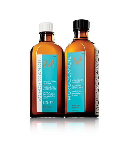 Moroccan Oil Hair Spa